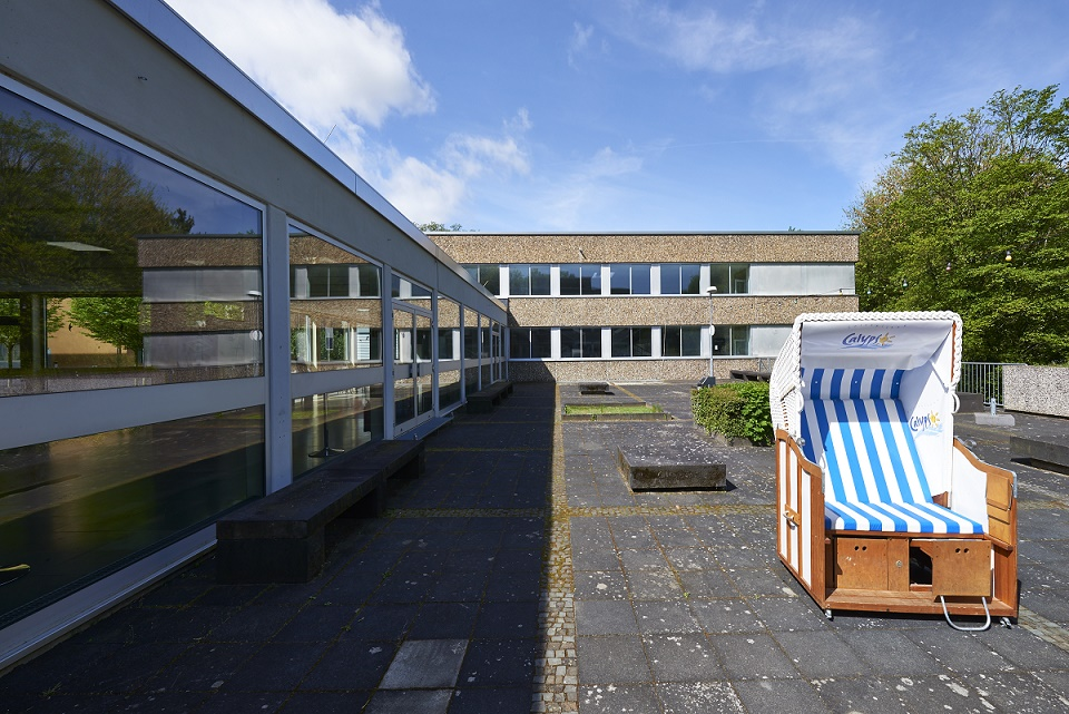 Saarbrücken, HTW-Campus, Waldhausweg (Bild: Marco Kany)