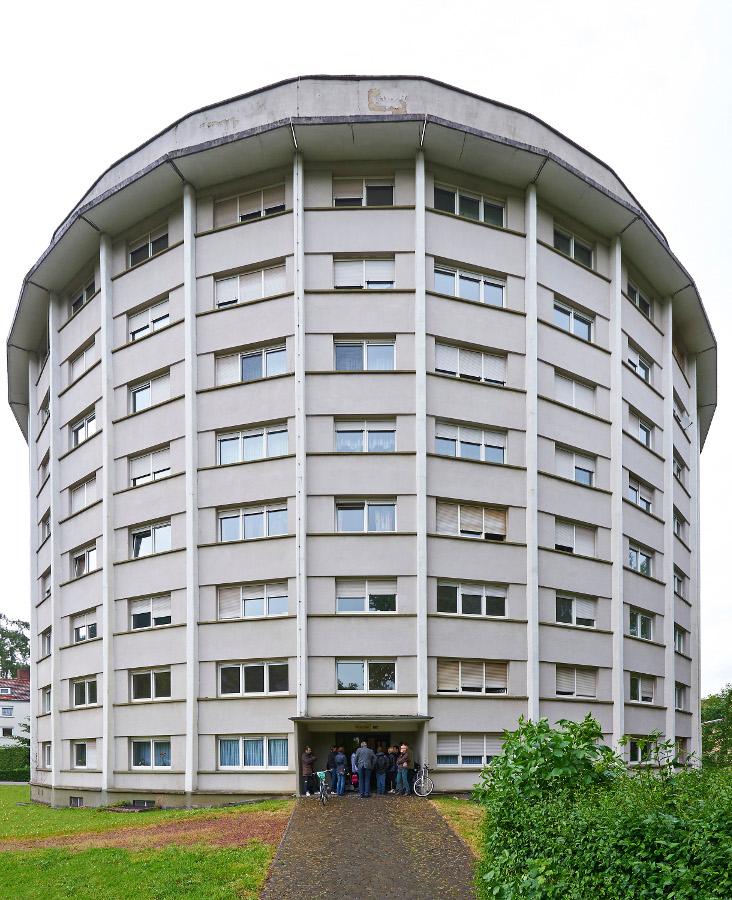 Saarbrücken, Habitat am Stockenbruch (Bild: Marco Kany)