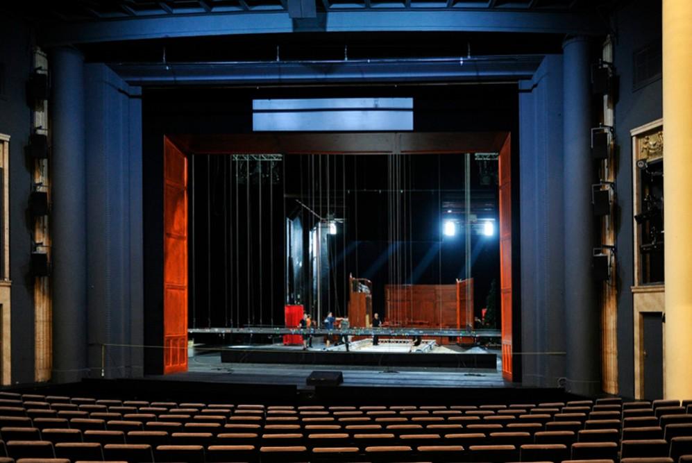 Saarbrücken, Staatstheater (Copyright: Martin Kaufhold)
