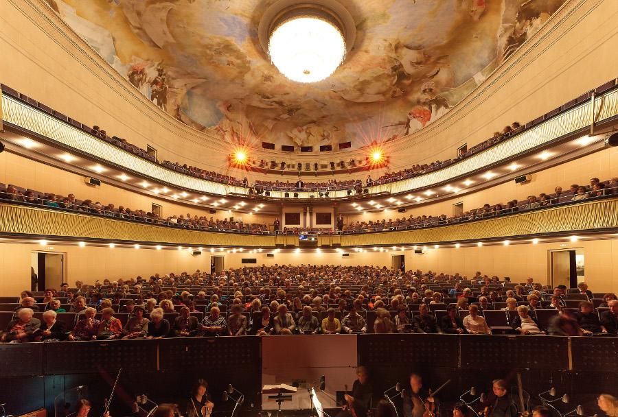 Saarbrücken, Staatstheater (Bild: Marco Kany)