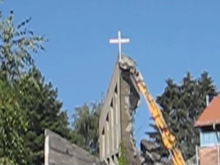 Sailauf, Auferstehungskirche (Bild: youtube-Still)
