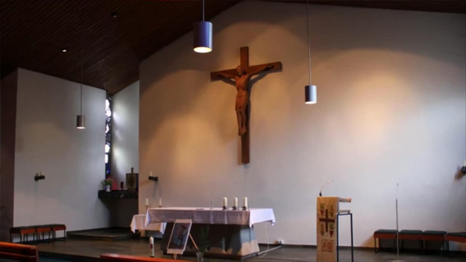 Schönberg, St. Ansgar (Bild: youtube-Still, WojtekTenambergen, 2012)