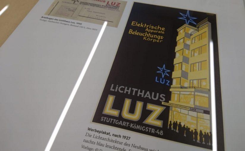 """Blick in die Ausstellung """"Terrassentyp als Prinzip – Richard Döcker (1894-1968)"""" im Haus Mies van der Rohe am Stuttgarter Weißenhof (Bild: Peter Liptau, 2019)"""