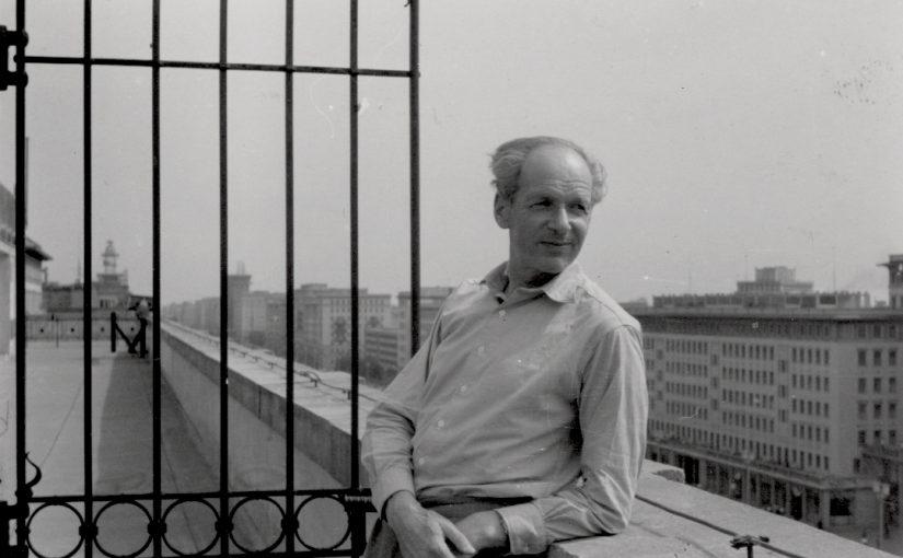 Rudolf Hamburger – Architekt im Widerstand