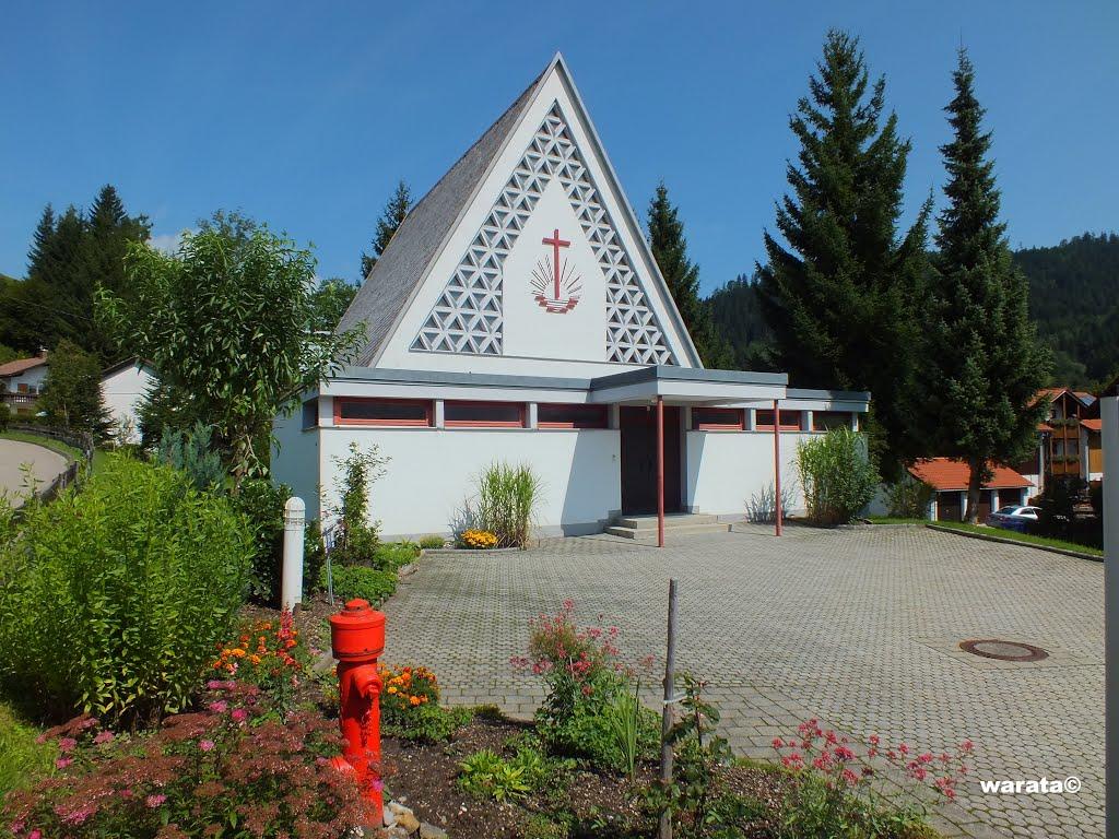 Seltmans, Neuapostol. Kirche (Bild: warata, via mapio.de)