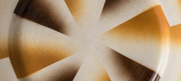 Teller, Hersteller unbekannt, 1920-30er Jahre. Werkbundarchiv – Museum der Dinge, 2018 (Foto: Armin Herrmann)