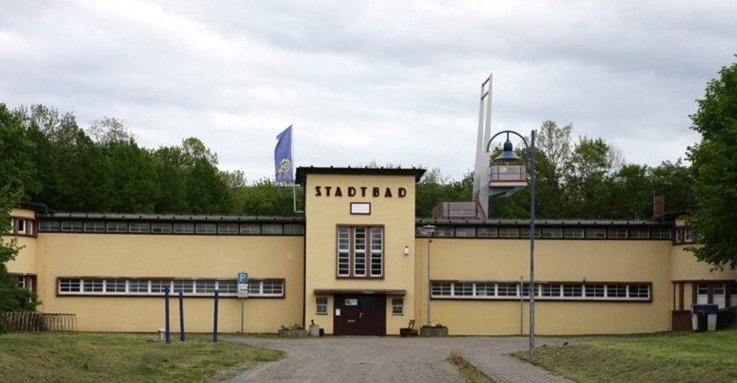 Kopfzerbrechen über das Stadtbad Sangerhausen