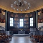 Stuttgart-Gaisburg, Stadtkirche, 1913 (Bild: Andreas Praefcke, CC BY 4.0)