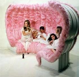 "Superstudio, Sofa ""BAZAR"", 1968 (Bildquelle: www.cristianotoraldodifrancia.it)"