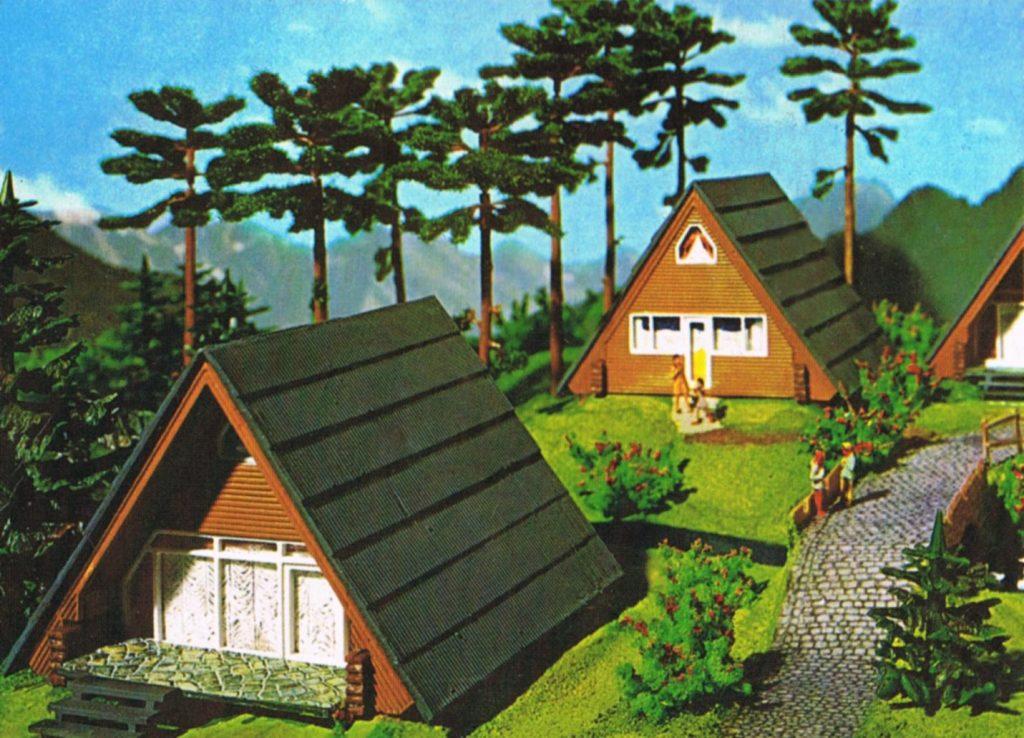 Nurda-Ferienhaus (Bild: Faller GmbH)