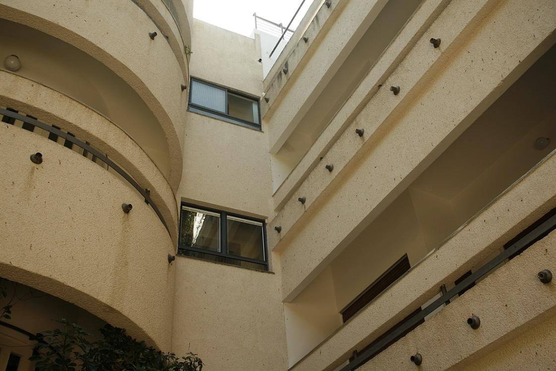 Tel Aviv, Rubinsky House, Shenkin Street 65 (Bild: A. Klei)
