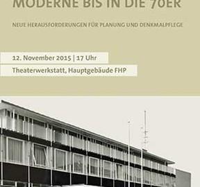 In Potsdam bis in die 70er