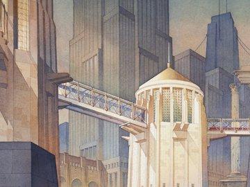 "Thomas W. Schaller, ""From the City"" (Detail) (© Thomas W. Schaller)"