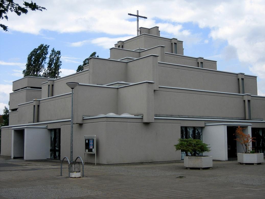 Trier-Mariahof, St. Michael (Konny Schmitz, 1970 (Bild: S. Angerhausen)