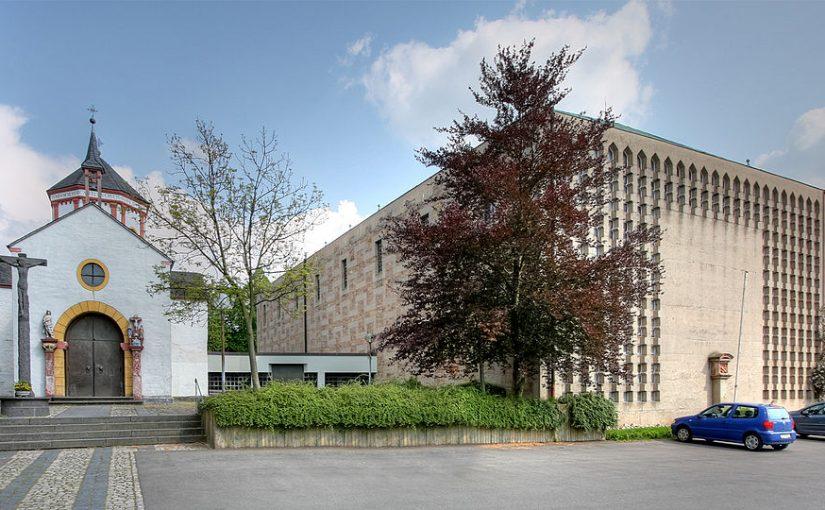 Trier: Böhm-Kirche zur Disposition?