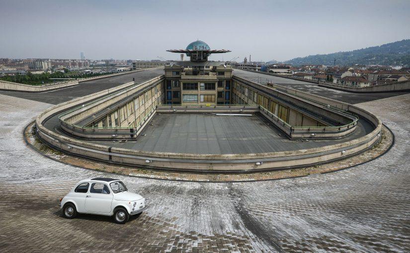 Turin, Werk Lingotto (Bild: Andreas Beyer)