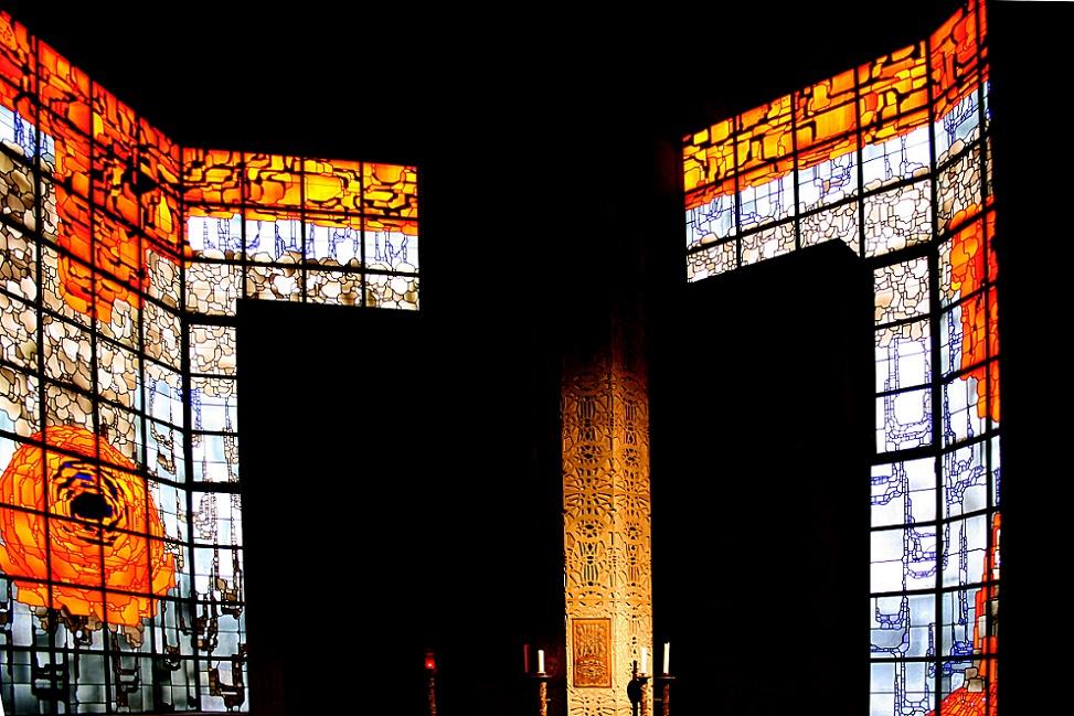 Velbert-Neviges, Mariendom (Bild: Frank Vincentz, GFDL oder CC BY SA 3.0)
