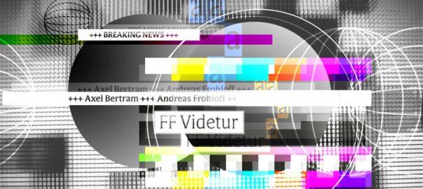 "TV-Schrift ""Videtur"" (Bild: New Design FF, Videtur, CC BY 2.0)"