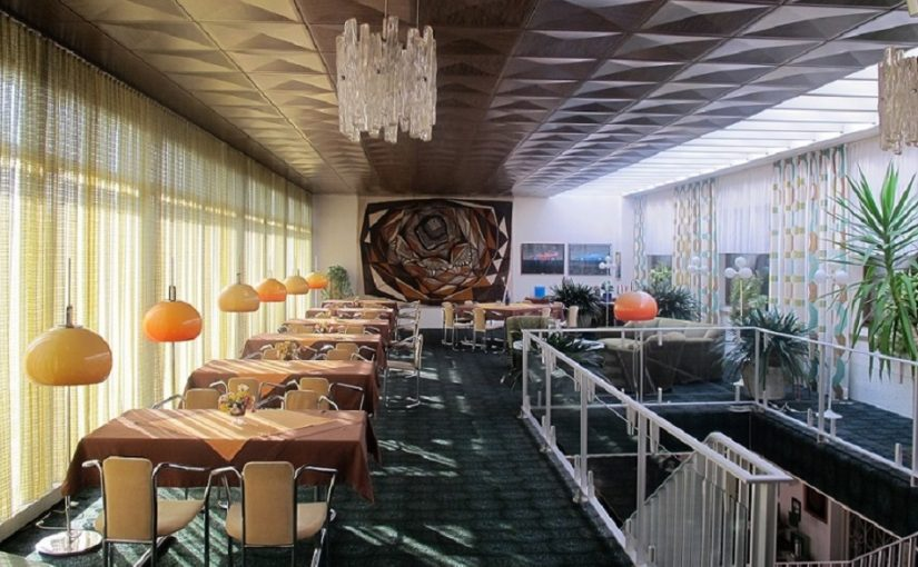 Parkhotel 1970: Zeitreise im Odenwald