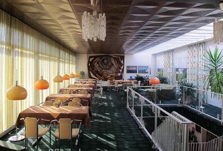 Michelstadt-Vielbrunn, Parkhotel 1970 (Bild: D. Bartetzko)