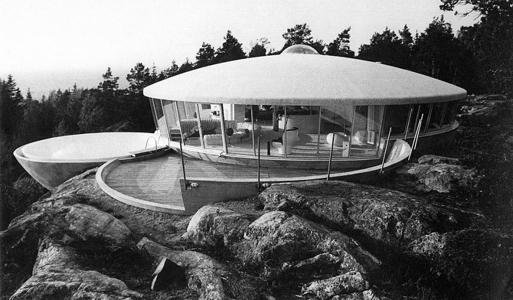 Villa Spiess (Bild: Staffan Berglund, 1969)