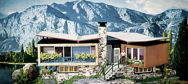 moderneREGIONAL baut eine Villa im Tessin