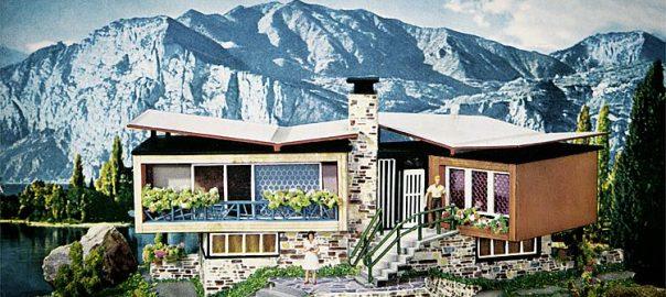 "Faller-Bausatz ""Villa im Tessin"" (Bild: faller.de)"