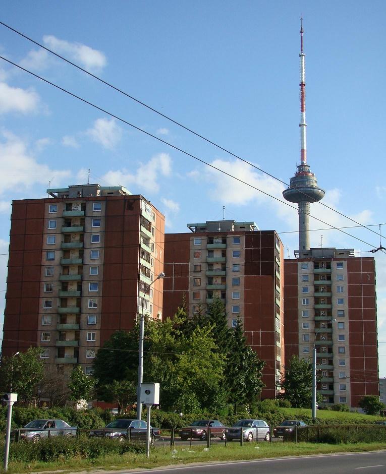 Vilnius, Stadtteil Karolinishkes (Bil: Umnik, CC BY 2.5)