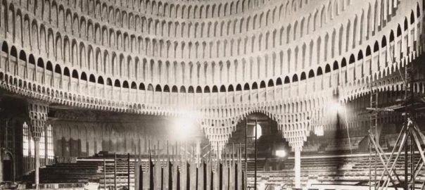 Motiv der Vortragsankündigung: Dr. Bert Hoppe, Architekturgeschichte Berlins (Bild: Copyright Architekturmuseum TU Berlin)