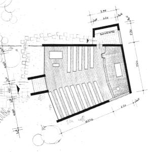 Bild: Grundrissentwurf-Variante, Gert Johannsen