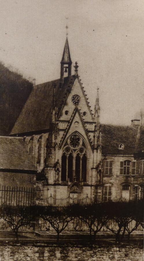 Bild: Archiv des Museums Wallerfangen, Scan: Oktobersonne, CC BY SA 4.0