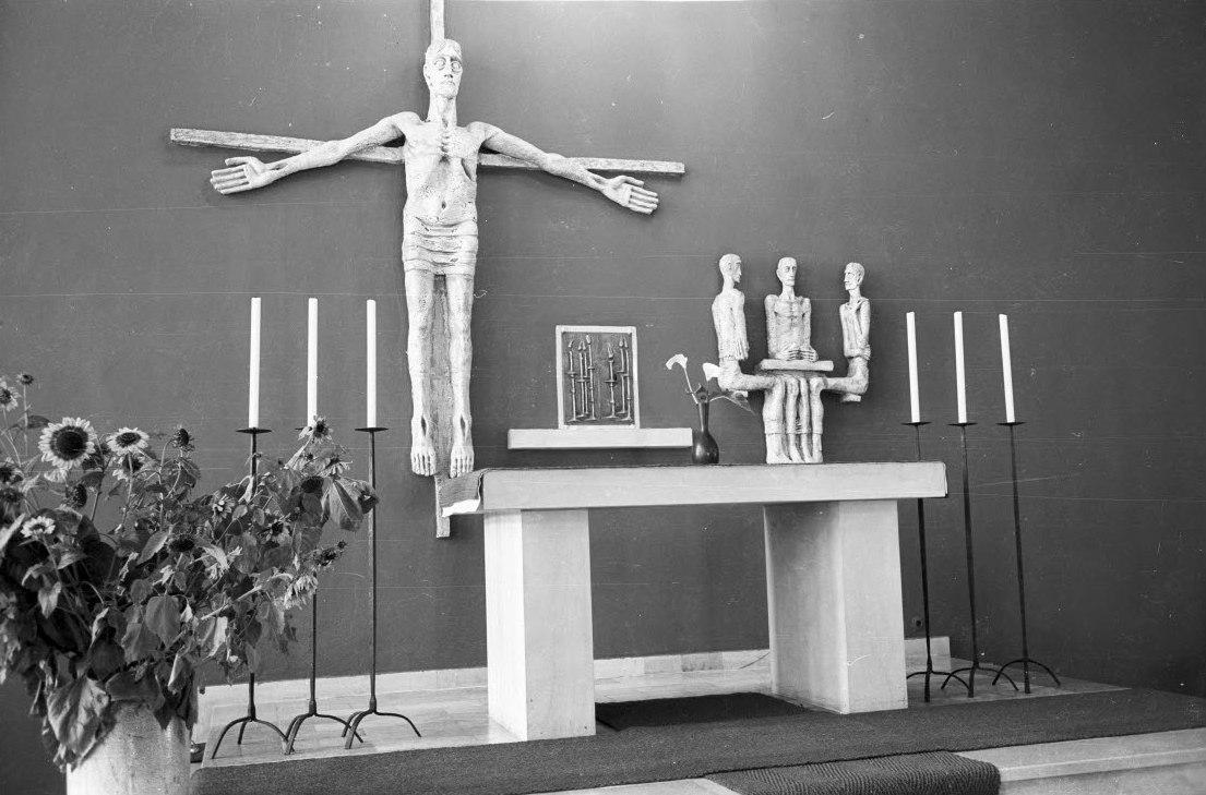 Bild: Friedrich Magnussen, 1964, Stadtarchiv Kiel, CC BY SA 3.0