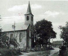 Bild: historische Postkarte, Ausschnitt
