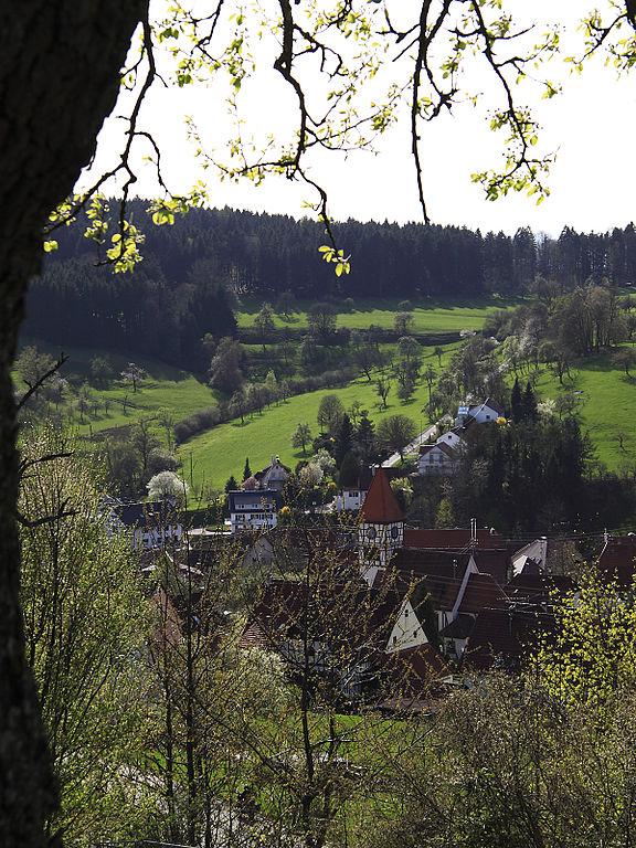 Zillhauser Landstraße 14, 72336 Balingen-Streichen, ,Kirchen,geschlossen,Zillhauser Landstraße,2261
