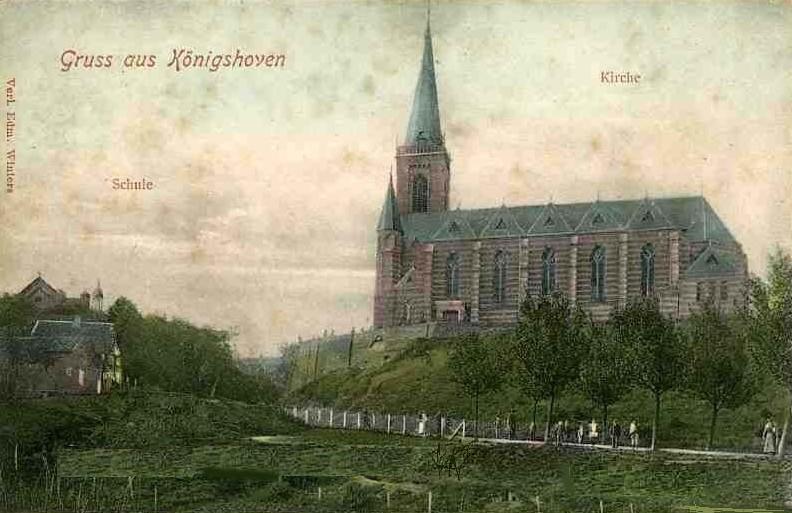 Bild: historische Postkarte, 1907, PD