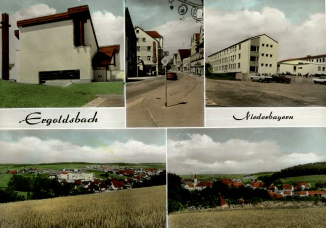 Bild: historische Postkarte, nach 1970