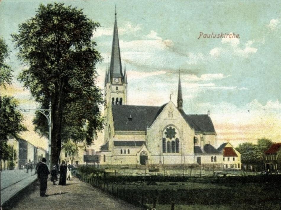Bild: historische Postkarte