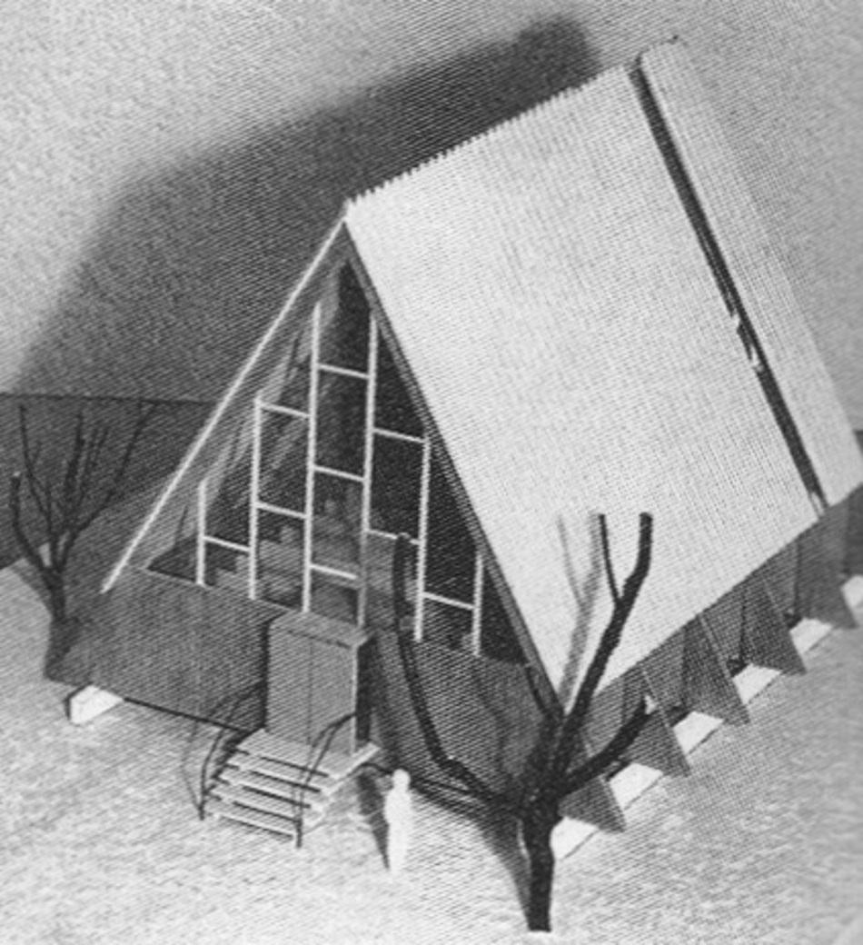 Bild: Typenmodell, Bild: kunst und kirche 1960