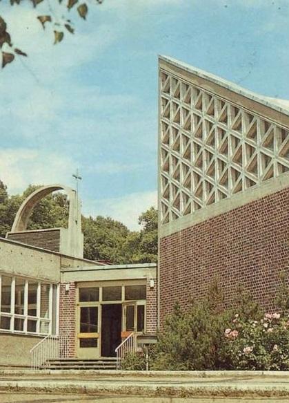Bild: historische Postkirche