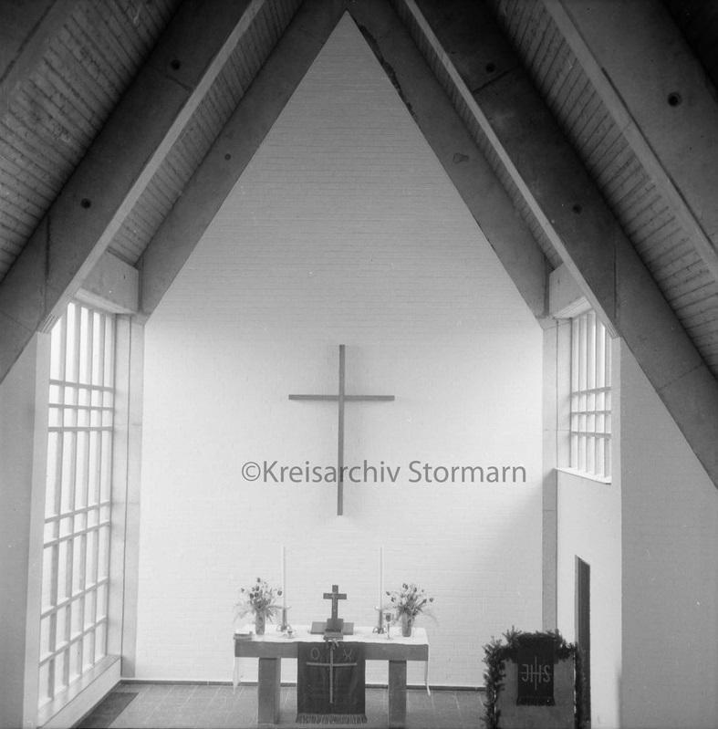 Foto: Rainer Marfels, Bild: Kreisarchiv Stormarn, I1 40745, CC BY NC SA 4.0, 1969