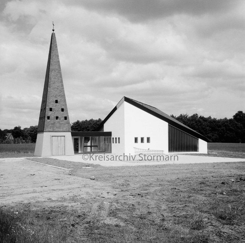 Foto: Rainer Marfels, Bild: Kreisarchiv Stormarn, I1 25288, CC BY NC SA 4.0, 1967