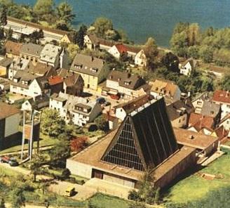 Bild: historische Postkarte, Lahn-Verlag, Detail