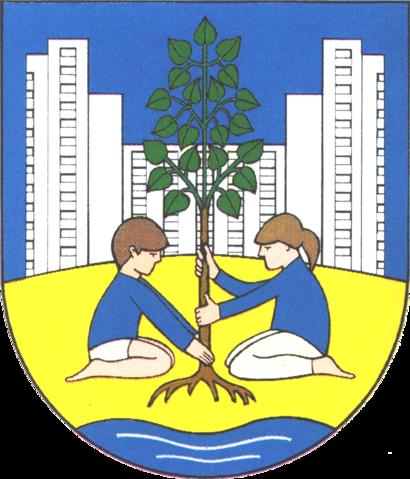 Das historische Wappen von Hohenschönhausen (Bild: PD)