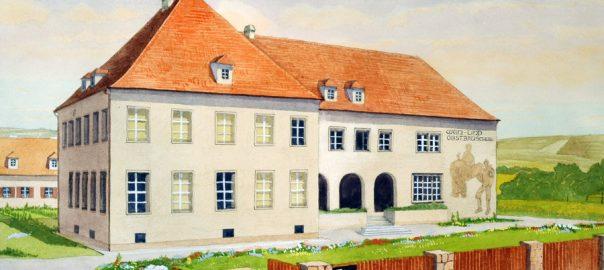 Weinbauschule Krems, 1950/53 (Bild: Franz Biberschick, OTRS Ticket #2009042110052523, CC BY SA 3.0)