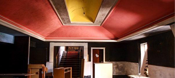 Weißenfels: Neues neues Dach fürs Gloria