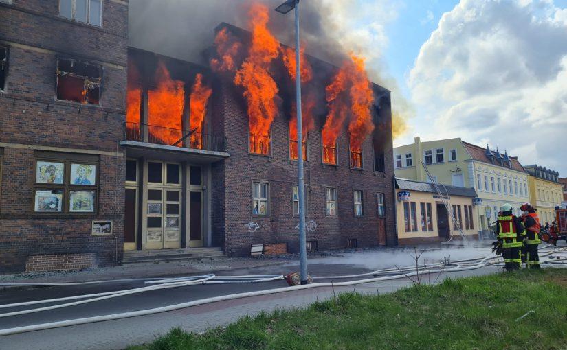 Weißwasser. Kulturhaus 25.4.2021(Bild: Stadt Weißwasser)