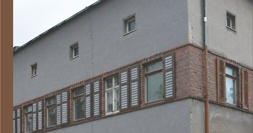 """""""Wem gehört das Haus in Dresden?"""" (Bild: Jonas- Verlag)"""
