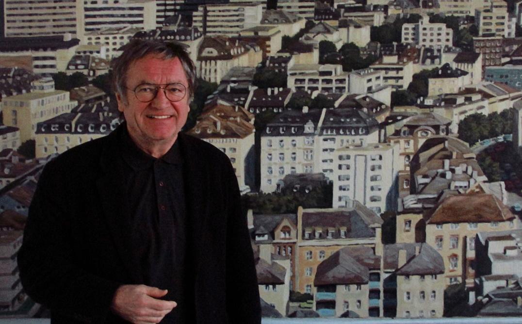 Werner Durth (Bild: Carla Reitter)