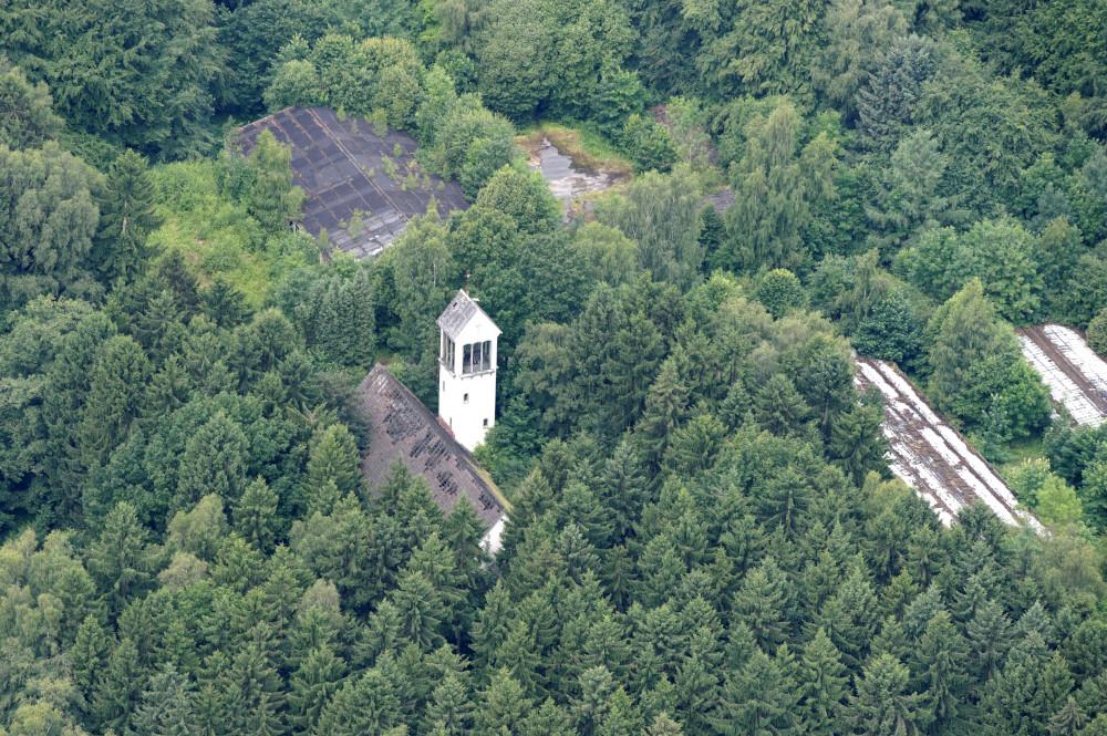 Soest, Werler Stadtwald, Victoria Baracks (Bild: Petra Klawikowski, CC BY SA 3.0, 2014)