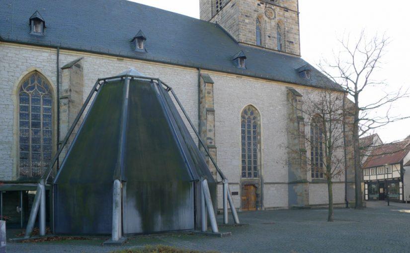 Werne: Böhm-Sakristei fällt